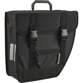 Basil Tour Single Side Bag 17l, right black